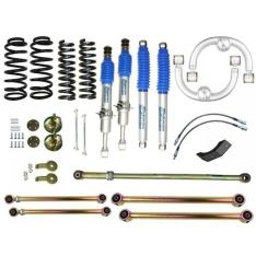Kit suspensie inaltare 10 cm Superior Engineering pentru Nissan Navara 15′-18′