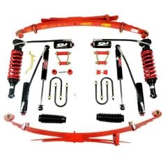 Kit inaltare suspensie Red Springs, inaltare 5 cm (2″) pentru Ford Ranger 19-prezent