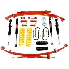 Kit inaltare suspensie Red Springs, inaltare 5 cm pentru Ford Ranger 19-prezent