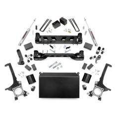 Kit inaltare suspensie Rough Country inaltare 10 cm pentru Toyota Tundra 16′-prezent
