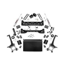 Kit inaltare suspensie Rough Country inaltare 15 cm pentru Toyota Tundra 16′-prezent