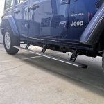 Trepte laterale electrice OFD pentru Toyota Tundra 2014-prezent_