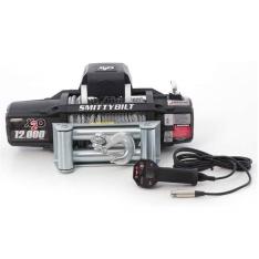Troliu Smittybilt X20 GEN2 12000lbs (5443 kg) cablu otel, telecomanda wireless impermeabila