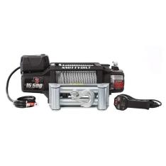 Troliu Smittybilt X20 GEN2 15500lbs (7030 kg) cablu otel, telecomanda wireless impermeabila