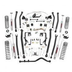 Kit inaltare suspensie Rough Country 10 cm pentru Jeep Wrangler JK 12′-18′