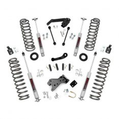 Kit inaltare suspensie Rough Country, inaltare 10 cm pentru Jeep Wrangler Jk 07′-18′