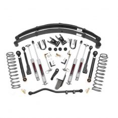 Kit inaltare suspensie Rough Country, inaltare de 16 cm pentru Jeep Cherokee XJ 84′-01′