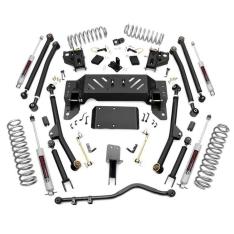 Kit inaltare suspensie pentru bratul lung Rough Country, inaltare de 10 cm pentru Jeep Grand Cherokee ZJ 93′-98′