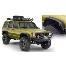 Overfendere Bushwacker model plat pentru Jeep Cherokee XJ 84′-01′