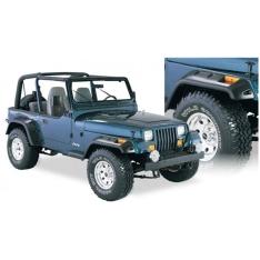 Overfendere Bushwacker pentru Jeep Wrangler YJ 87′-96′