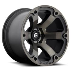 Janta aliaj Fuel Off-road D564 Beast 17X9 ET 1, 6×139.7 pentru RAM 1500, Ford Ranger 11′-prezent