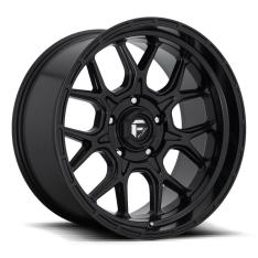 Janta aliaj Fuel Off-road D670 Tech 20X9 ET 20, 6×139.7 pentru Ford Ranger, Toyota 4Runner, Prado, Isuzu D-MAX II
